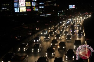 Arus balik Jakarta-Cikampek hari ini diprediksi naik 24 persen