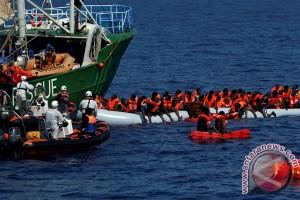 Bendung imigran, UE batasi ekspor perahu karet ke Libya