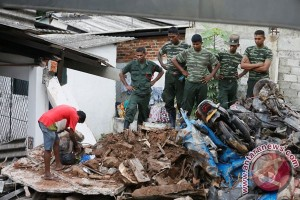 Sri Lanka akan hancurkan sekitar 10.000 bangunan liar