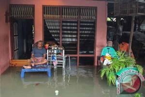 Empat desa di Siak terendam banjir