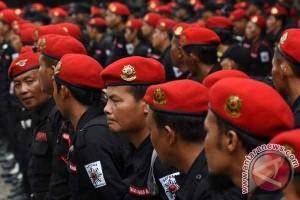 Satgas Pengawal Pilkada PDIP