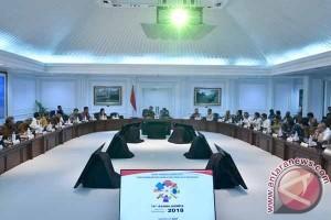 Wapres-OCA makan malam bahas Asian Games Indonesia