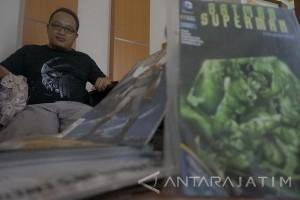 Cerita Ardian Syaf setelah dipecat Marvel Comics