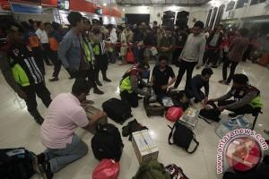 Polri: belum ada kelompok massa masuk Jakarta