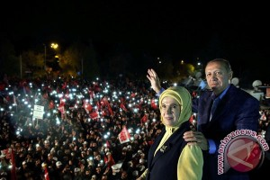 Turki perpanjang keadaan darurat hingga 19 Juli