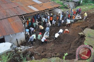 BPBD: enam bencana menimpa Padangpariaman kemarin