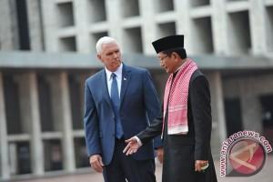 Wapres AS Kunjungi Istiqlal