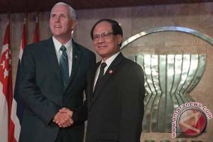 Wapres AS Kunjungi Sekretariat ASEAN