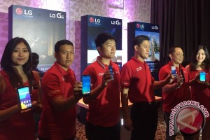 LG incar Top 3 pasar smartphone premium Indonesia