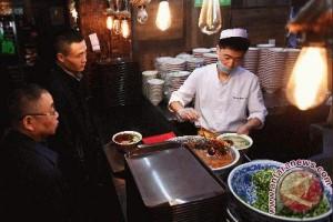 Mie daging sapi jadi identitas kota Lanzhou