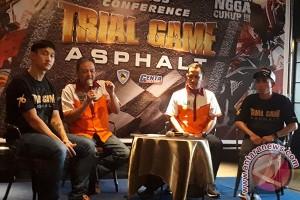 Balap trail 76 Trial Game Asphalt dimulai hari ini