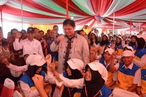 Menperin: Pendidikan vokasi industri pilar penting pemerataan ekonomi