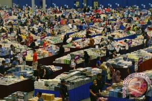 Pengunjung pameran buku Big Bad Wolf Book Sale capai 120.000