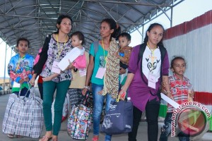 34 TKI ilegal diamankan TNI AL