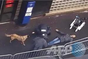 Pelaku penembakan di Paris adalah tersangka teror