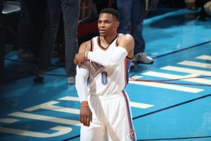 Berbekal triple-double Westbrook, Thunder perkecil ketertinggalan 1-2