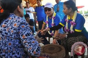 Menteri BUMN dorong ekonomi Jateng