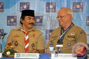 Komite Kepanduan Asia Pasifik apresiasi Pramuka Indonesia