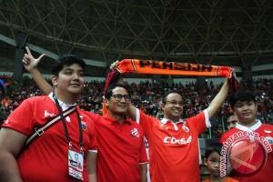 Anies-Sandi siapkan konsep stadion kandang Persija