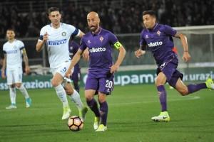 Gelandang Fiorentina Valero jalani pemeriksaan medis di Inter