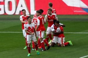 Arsenal tantang Chelsea di final Piala FA