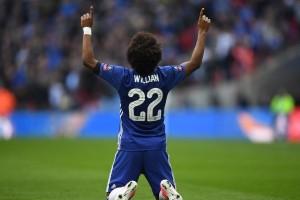 Willian mengaku didekati Mourinho agar pindah ke MU