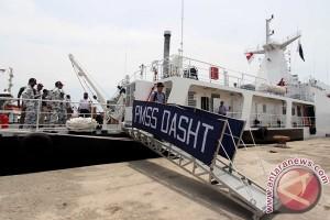 Kedatangan Kapal Perang Pakistan
