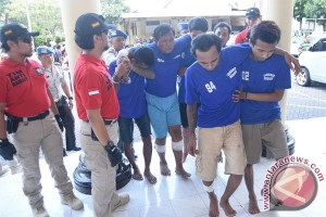 Semua tahanan kabur di Surabaya sudah tertangkap