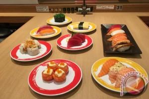 Ini manfaat makan sushi saat muda