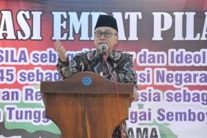 Ketua MPR ajak masyarakat pilih pemimpin peduli rakyat