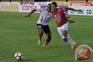 Persipura Menang Atas Bali United