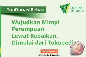 Filantropi online tumbuh baik di Indonesia