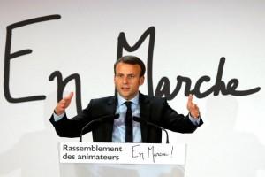 Juncker selamati keberhasilan Macron di Pilpres Prancis