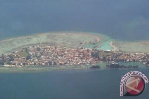 Partisipasi pemiliih Kepulauan Seribu tertinggi di Jakarta