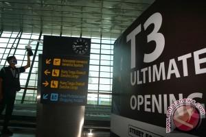 Korean Airlines sudah beroperasi di Terminal 3