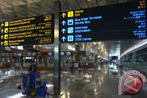 Terminal 3 Internasional Siap Beroperasi