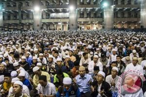 Peringatan Isra Miraj Di Istiqlal