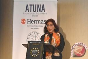 Menteri Susi buka paviliun Indonesia di Brussel