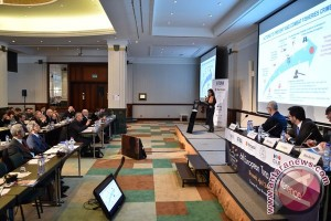 """Menteri Susi presentasi di pembukaan """"6th European Tuna Conference"""""""