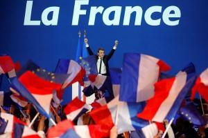 Pilpres Prancis - email Macron diretas, senasib dengan Hillary?