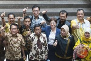Dukungan Golkar Untuk Setya Novanto