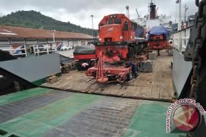Pengiriman Lokomotif Ke Padang