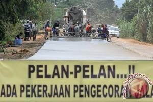 Pemerintah jamin jalan bebas lubang mudik Lebaran 2017