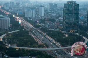 Simpang susun Semanggi ditargetkan selesai Agustus 2017