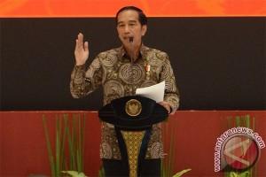 Jokowi bertekad untuk terus bangun rumah murah layak huni