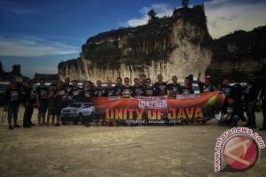 Rajut kebersamaan, ID42NER sukses tur keliling Jawa