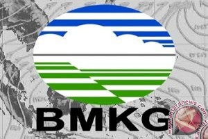 BMKG: waspadai gelombang tinggi Pesisir Selatan Jabar