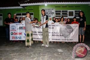 Gelar jamnas perdana 2017 di Cirebon, TVCI dirikan taman bacaan