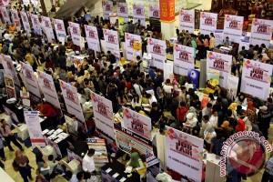 Jumlah pengangguran terbuka capai 7,01 juta