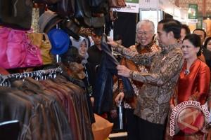 Presiden Jokowi pernah jadi peserta Inacraft